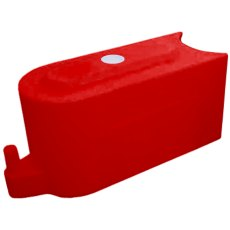 Pack (2) Track Road and Site Barrier -RB1000,