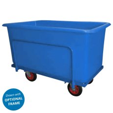455 Litre Plastic Tapered Tank / Container