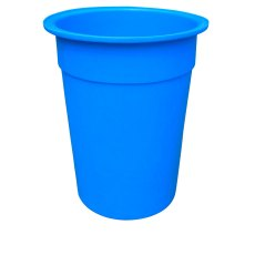 110 Litre Plastic Tapered Bins / Container