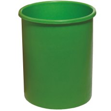 110 Litre Straight Sided Plastic Bin / Container