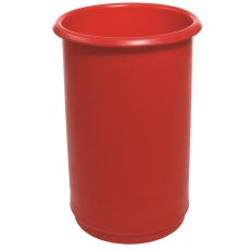 160 Litre Straight Sided Plastic Bin / Container
