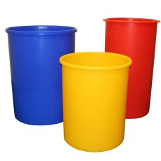 230 Litre Straight Sided Plastic Bin / Container