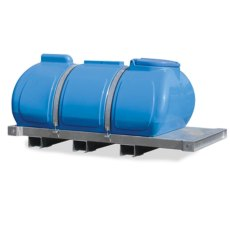 2000 Litre Skid Mounted Water Bowser