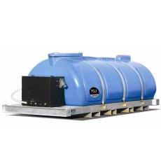 2700 Litre Skid Mounted Water Bowser