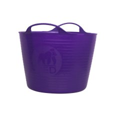 14 Litre Purple TubTrug, Flexible Tub