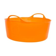 15 Litre Orange TubTrug, Small Flexible Tub