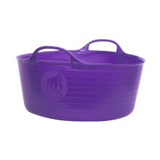 15 Litre Purple TubTrug, Small Flexible Tub