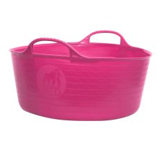 15 Litre Pink TubTrug, Small Flexible Tub
