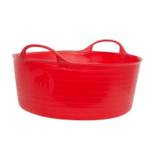 15 Litre Red TubTrug, Small Flexible Tub