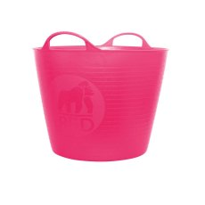 26 Litre Pink TubTrug, Flexible Tub