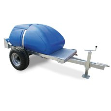 1100 Litre Site Water Bowser with Platform