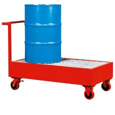 Steel Drum Trolley