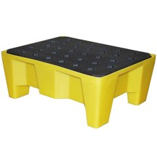 Spill drip tray with grate, 70 Litre