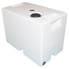 50 Litre Marquee Weight, Water Tank, White