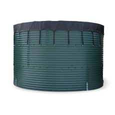 9000 Litre Coated Steel Water Tank