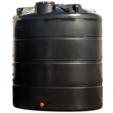 10,000 Litre Potable Water Tank with stainless steel outlet