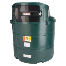 1340 Litre Bunded Diesel Dispensing Tank