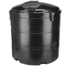 1600 Litre Round Water Tank, Non Potable