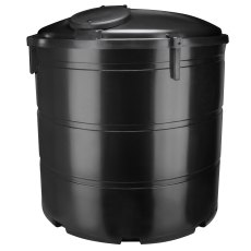 3000 Litre Round Water Tank, Potable