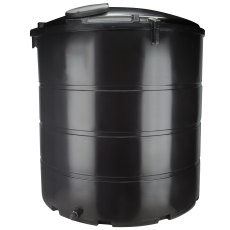 6000 Litre Round Water Tank, Potable