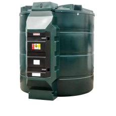 9400 Litre Bunded Diesel Dispensing Tank