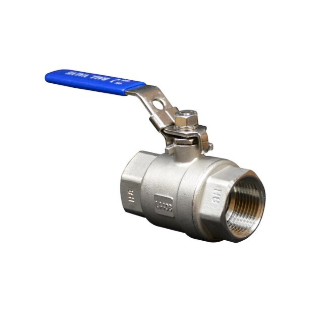 Enduramaxx 4' Ball Valve Stainless Steel 102mm