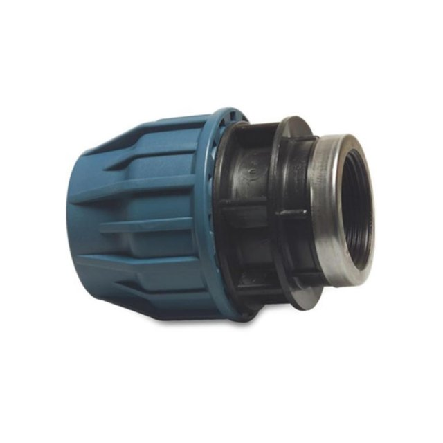 Enduramaxx 3/4' BSP to 25mm MDPE compression fitting