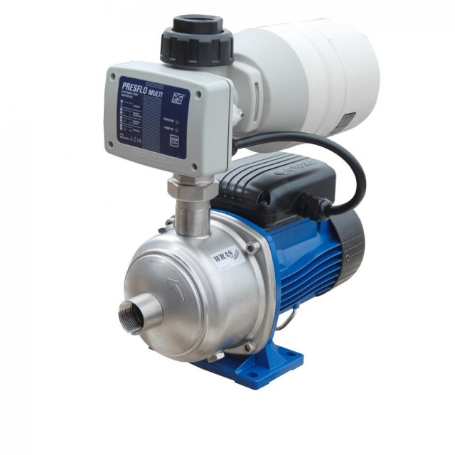 Direct Pumps & Tanks 1.5' Single Pump Booster Set, Fixed Speed 180 l/min @ 3.5 Bar