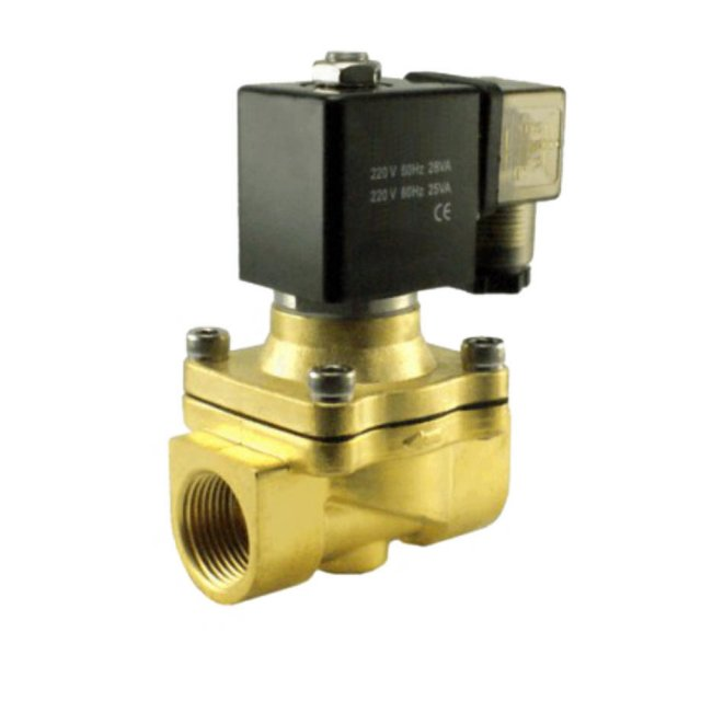 Envirotech Normally Closed Solenoid Valve 3/4