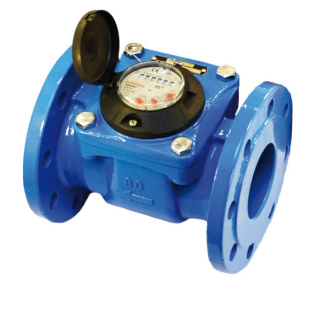 Envirotech Water Meter WRAS 2'  with 1:10 Pulse Reader