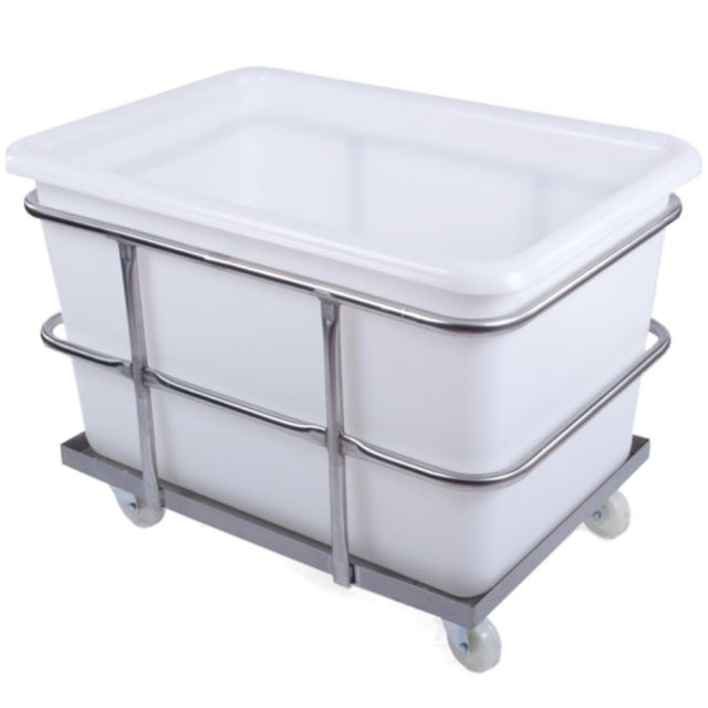 Supertuff 455 Litre Rota Trolley