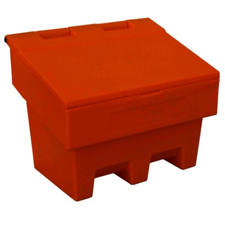 Oaklands Plastics 100 Litre Grit Bin, Red