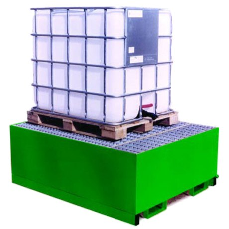 Safety Unlimited IBC Steel Spill Pallet