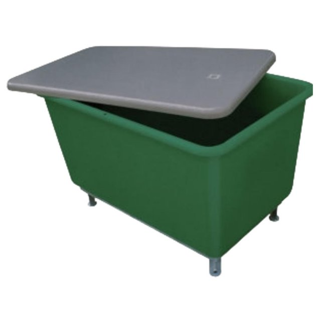 Cemo 300 Litre Rota Trolley