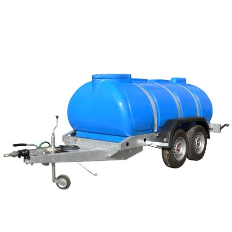 Western Trailers 2700 Litre Highway Water Bowser