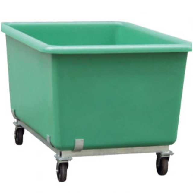 Cemo 550 Litre Rota Trolley