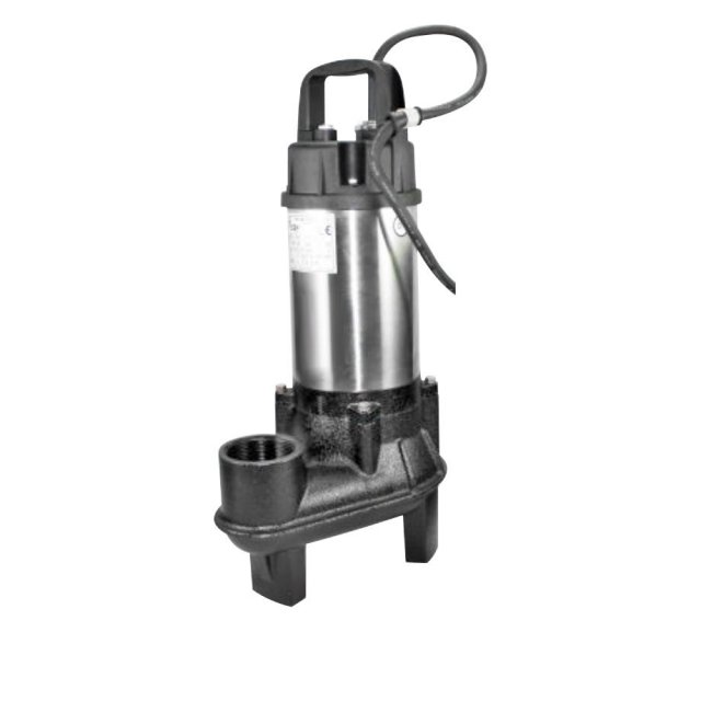 Direct Pumps & Tanks Hippo 200 Sewage Pump, Vertical Discharge