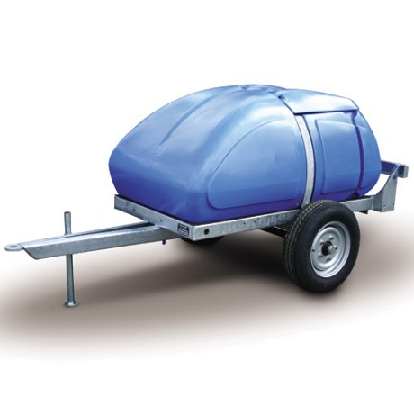 Western Trailers 1100 Litre Site Water Bowsers