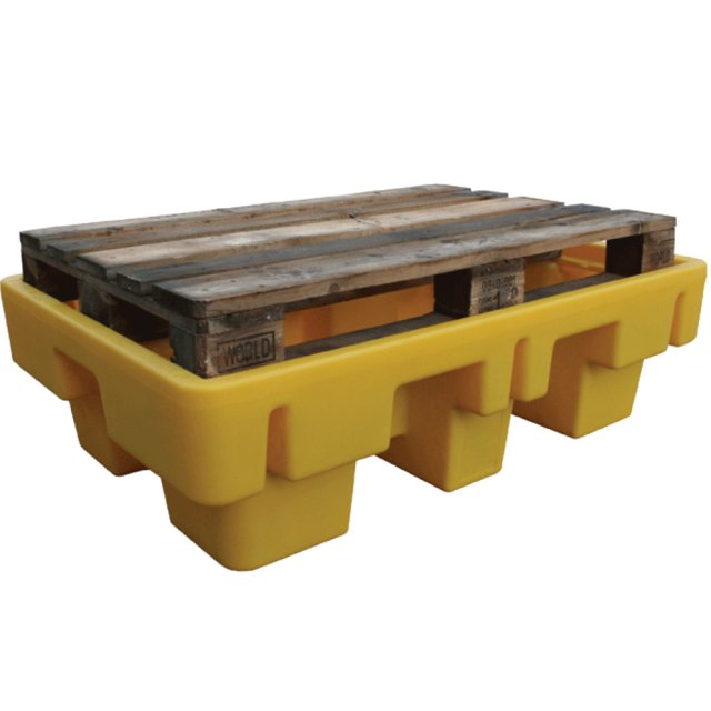 Jonesco 2 Drum EuroSump Spill Pallet