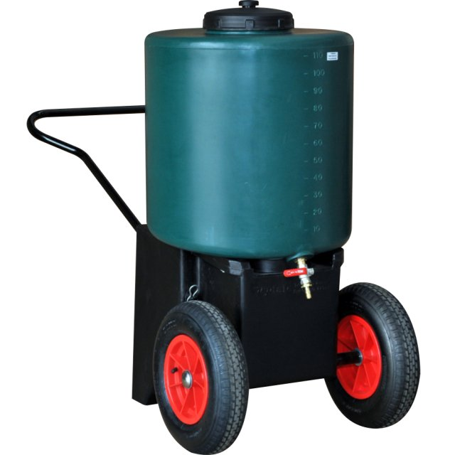 Wydale 110 Litre Water Bowser / Carrier - Green