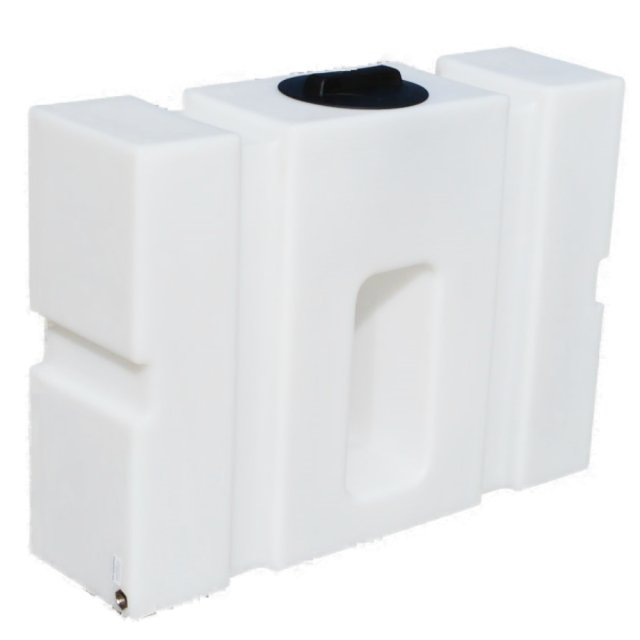 Wydale 190 Litre Upright Baffled Water Tank
