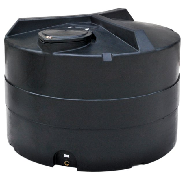 Wydale 2000 Litre Water Tank, Round