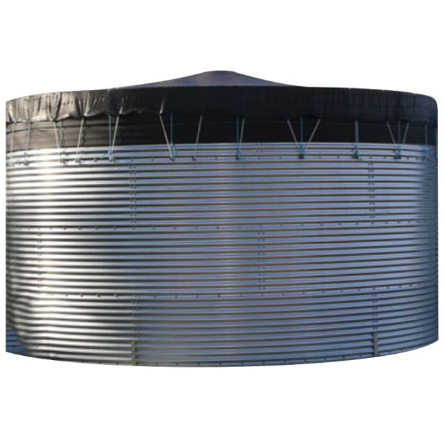 Evenproducts 400,000 Litre Galvanised Steel Water Tank