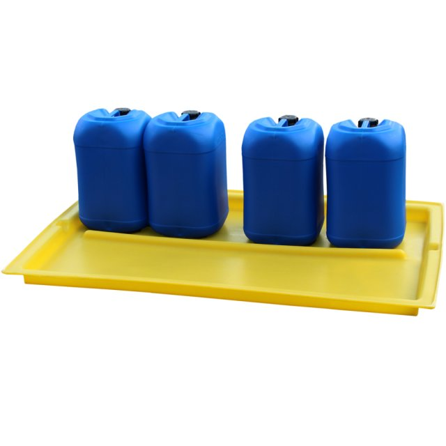Empteezy Spill drip tray base only, 60 Litre