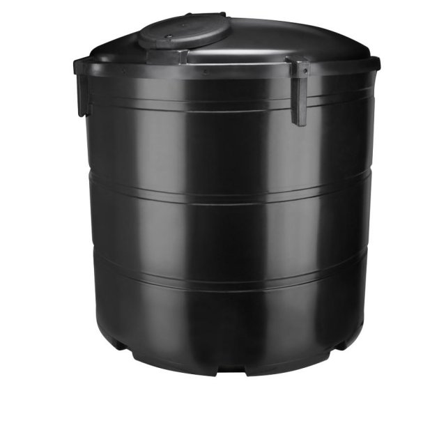 Deso 3000 Litre Round Water Tank, Non Potable